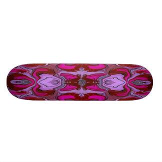 Skate-Rubin-Quarz Individuelle Skateboarddecks