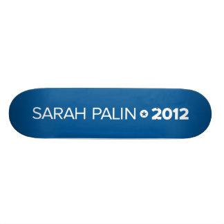 Skateboard 2012 Sarahs Palin Personalisiertes Skatedeck
