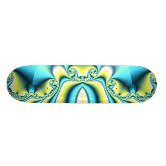 Skateboard - fancy design, digital art design personalisiertes deck