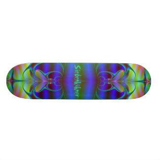 Skateboard Fantasy Individuelle Decks