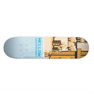 Skateboard Plate-forme à 8 bits mûre