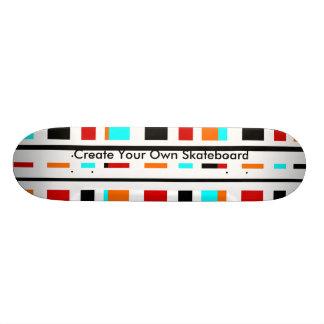 Skateboard schaffen Ihre Selbst Personalisiertes Deck