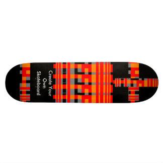 Skateboard schaffen Ihre Selbst Skate Board
