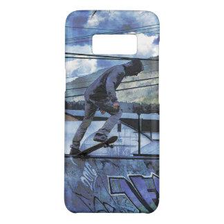 Skateboarder-Kunst-Schmutz trägt Fall zur Schau Case-Mate Samsung Galaxy S8 Hülle