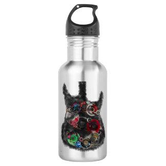 Skateboardfahrer Trinkflasche