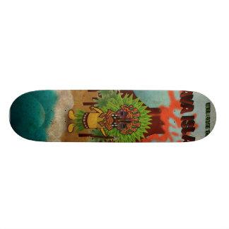Skatelavainsel Individuelle Skateboards