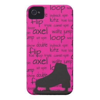 Skaten-Ausdrücke mit Skate iPhone Fall Case-Mate iPhone 4 Hüllen