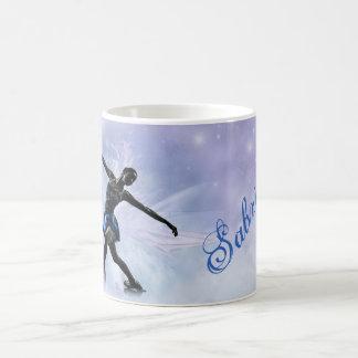 Skater-Prinzessin-Tasse Kaffeetasse