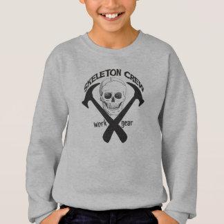 Skeleton Crew scherzt Sweatshirt