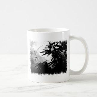 Skeleton Drache mit Opfer-Geisel Kaffeetasse