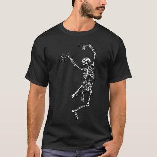 Skeleton Tanz-T-Shirt T-Shirt
