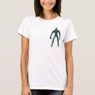 Skelett (Frauen) T-Shirt