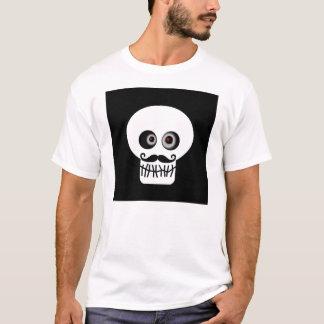 Skelett in der Verkleidung T-Shirt