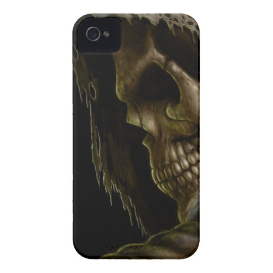 Skelett iPhone 4 Hülle