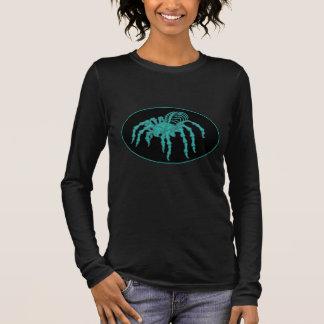 Skelettartiger Tarantula Langarm T-Shirt