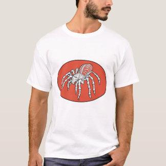 Skelettartiger Tarantula T-Shirt