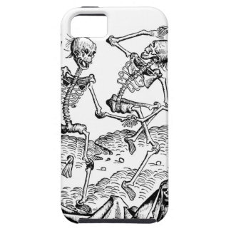 Skelette - Halloween iPhone 5 Hülle