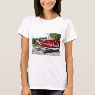 Ski-Flugzeug, Talkeetna, Alaska, USA T-Shirt