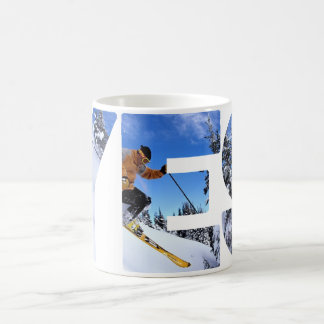 Ski Kaffeetasse