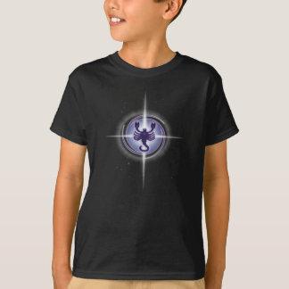 Skorpions-Horoskop-Lavendel T-Shirt