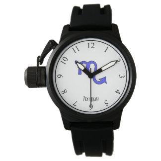 Skorpionssymbol Armbanduhr