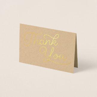 Skript danken, die Ihnen, danken Wedding | Ihnen Folienkarte