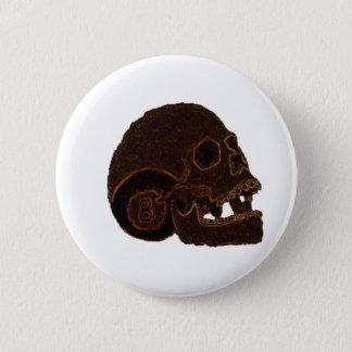skull2 runder button 5,1 cm