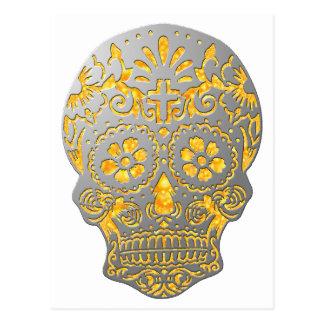 Skull2MetalFire Postkarte