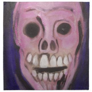 Skull#4 Serviette