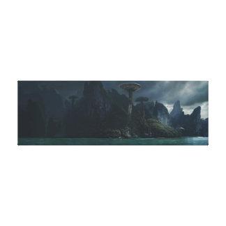 Skull Island-Kapitel 2 Leinwanddruck