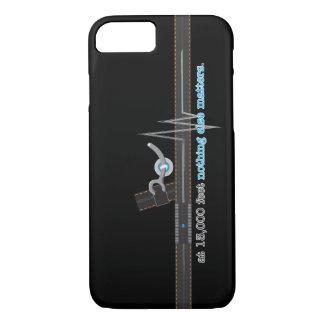 Skydiving schließendes Button iPhone 7, kaum dort iPhone 7 Hülle