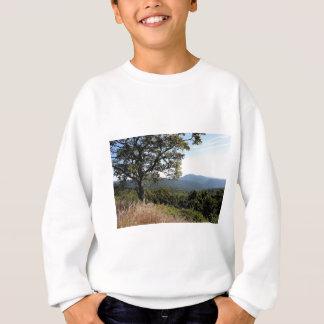 Skyline-Antriebs-Mountain View Sweatshirt