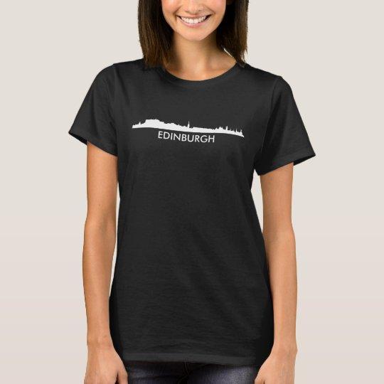 Skyline Edinburghs Schottland T-Shirt