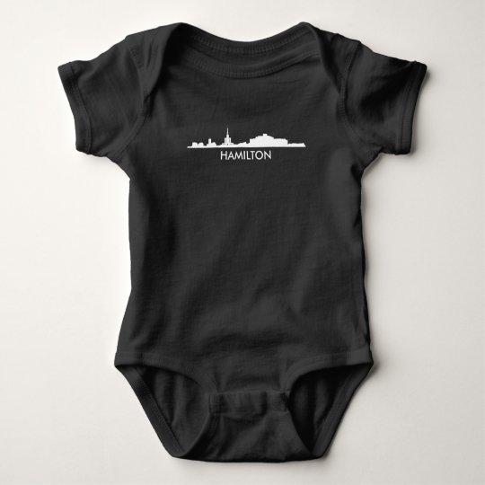 Skyline Hamiltons Neuseeland Baby Strampler