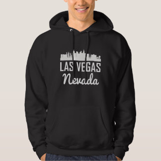 Skyline Las Vegass Nevada Hoodie