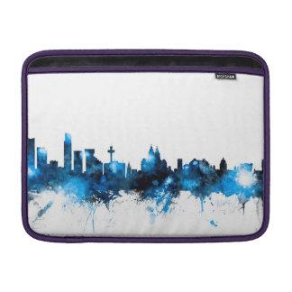 Skyline Liverpools England MacBook Air Sleeve
