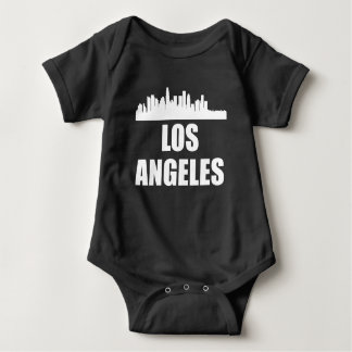 Skyline Los Angeless CA Baby Strampler