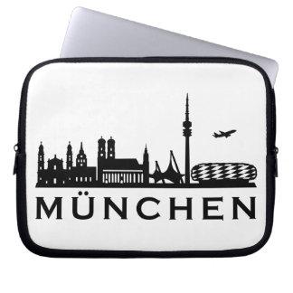 Skyline München Laptopschutzhülle