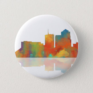 Skyline Tucsons Arizona Runder Button 5,7 Cm