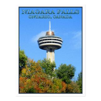 Skylon Turm, Niagara Falls, Ontario Postkarte