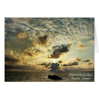 Skywars durch das Meer! Karte