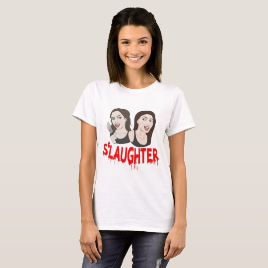 S'laughter T-Shirt