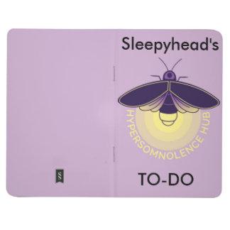 Sleepyheads Zu-buchen Taschennotizbuch