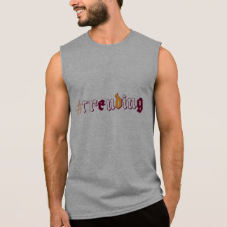 Sleeveless T - Shirt