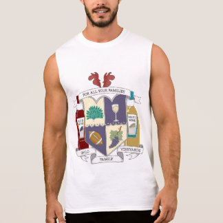 Sleeveless T - Shirt