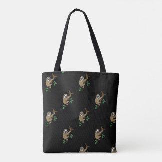 Sloth-Druck-Taschen-Tasche Tasche