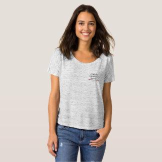Slouchy der Freund-T-Stück CCS Frauen T-Shirt