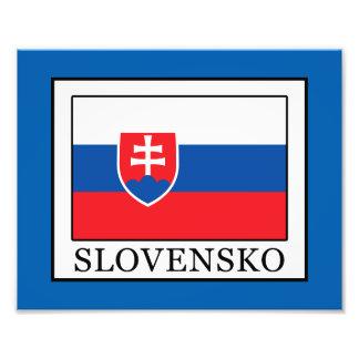 Slovensko Photo Drucke