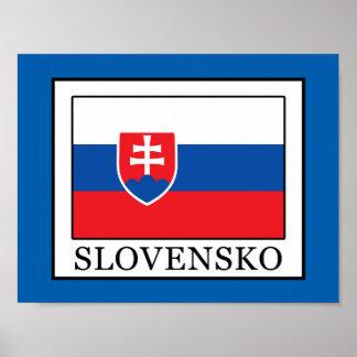 Slovensko Poster