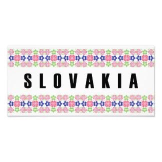 Slowakei-Landsymbolnamentextvolksmotiv tradi Fotodruck